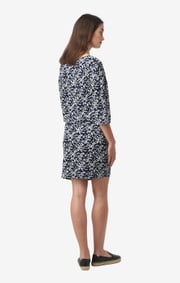 Nora printed dress