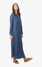 Båstad linen dress