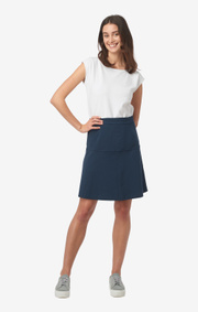 Boomerang - Munte interlock skirt - Blue nights