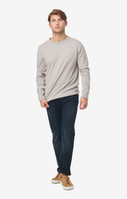 Boomerang - AXEL O-NECK SWEATER - Putty