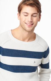 Boomerang - Henrik sweater - Offwhite