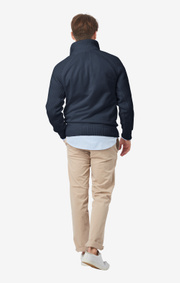 Boomerang - Felix fancy sweatshirt - Blue nights