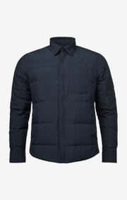 Boomerang - Oliver overshirt - Midnight blue
