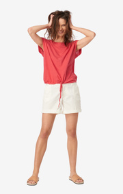 Boomerang - ALBA SOLID TOP - Faded red