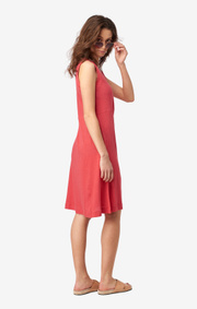 Boomerang - ELIZE JERSEY DRESS - Faded red