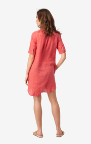 BETTY LINEN DRESS