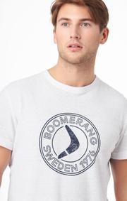 Boomerang - TIM T-SHRT - White
