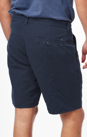 Boomerang - TEDDY SHORTS - Midnight blue