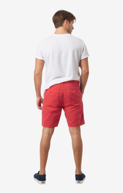 Boomerang - TEDDY SHORTS - Faded red