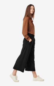 Boomerang - CHIRPY JERSEY CULOTTE - Black