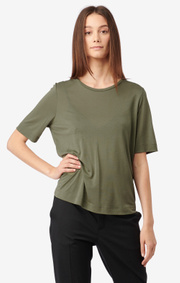 Boomerang - ELVA T - Amazon green