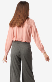 Boomerang - NIKI JERSEY TOP - Pale blush