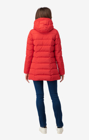 Boomerang - SIRI DOWN JACKET - Real red