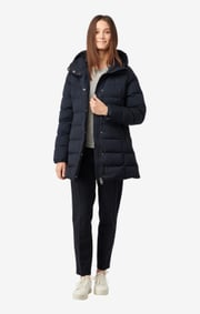 Boomerang - SIRI DOWN JACKET - Night sky