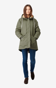 Boomerang - FIA PARKA - Amazon green