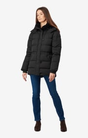 Boomerang - ALEXTRA DOWN JACKET - Black