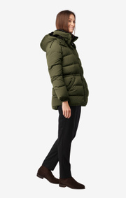 Boomerang - Alextra down jacket  - Winter moss