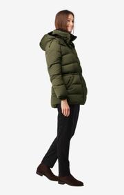 Boomerang - Alextra down jacket  - Winter moss