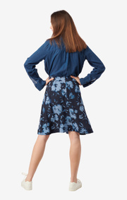 Boomerang - SUSSI SKIRT - Night sky