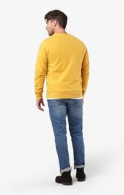 Boomerang - Pelle crew neck sweatshirt  - Soleil