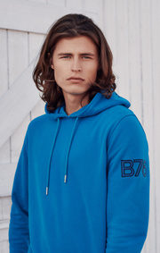 Boomerang - AUGUST HOOD SWEATSHIRT - Glacier blue