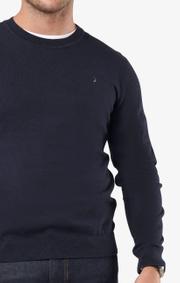 Boomerang - Noel crew neck sweater - Night sky