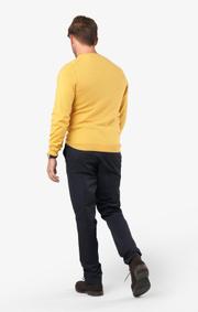 Boomerang - Noel crew neck sweater - Soleil