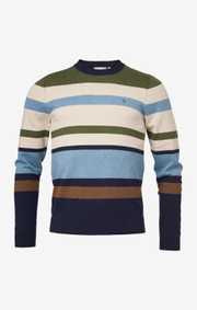 Boomerang - NOEL CREW NECK SWEATER - Amazon green