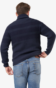 Boomerang - Vixen sweater - Midnight blue