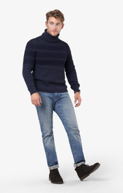 Boomerang - Vixen sweater - Midnight blue