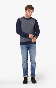 Boomerang - Rox sweater - Midnight blue