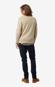 Boomerang - BUTTER LOGO SWEATER - Khaki beige