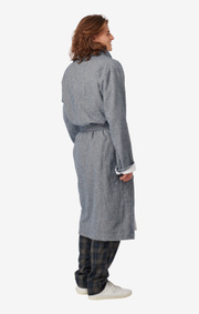 Boomerang - Boo Bathrobe - Midnight blue