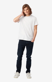 Boomerang - BASIC O-NECK ORGANIC COTTON T-SHIRT - White