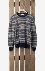 Boomerang - CHRISTMAS SWEATER - Blackish navy