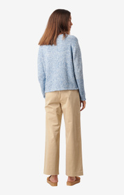 Boomerang - Juni sweater - Indigo