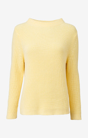 Boomerang - Leona sweater - Soft sunshine