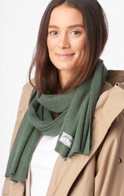 Boomerang - Pauline scarf - Venetian green