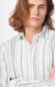 Boomerang - Sigge Shirt tailored fit - Bright nautic