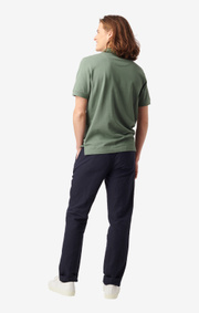 Boomerang - JOE ORGANIC COTTON POLO PIQUÉ - Venetian green