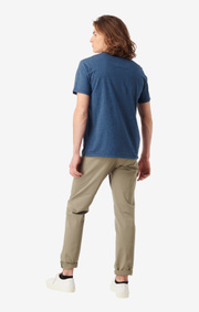 Boomerang - Jim melange t-shirt - Bright nautic