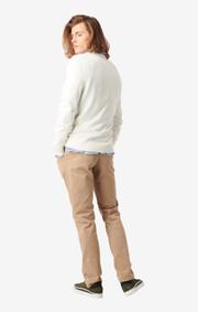 Boomerang - Loke logo sweater - Offwhite