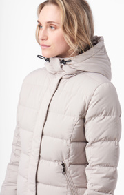 Boomerang - SIRI DOWN JACKET - Dark putty