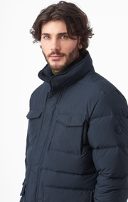 Boomerang - DONNY DOWN JACKET - Midnight blue