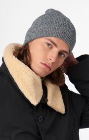 Boomerang - KLOKER KNITTED CAP - Night sky