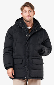 Boomerang - ALEXANDER DOWN JACKET - Black