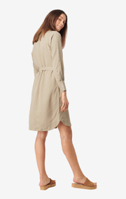 Boomerang - GERDA DRESS - Beige