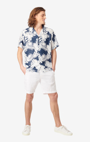 Boomerang - HARDY BEACH S.S. SHIRT - Bright nautic
