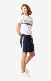 Boomerang - BOSSE BEACH SHORTS - Midnight blue