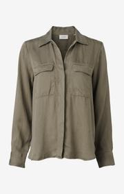 Boomerang - sahara shirt - Taupe